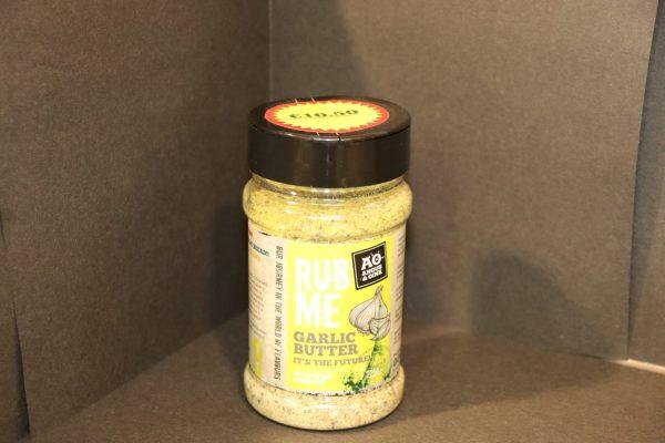 Angus & Oink 'Rub Me' Garlic Butter Seasoning