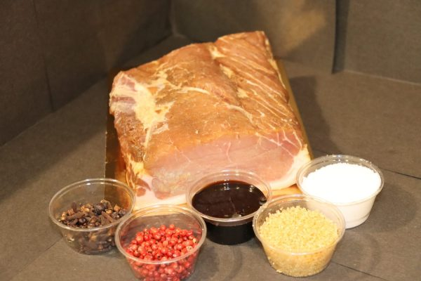 Dry Cured Bacon Joint