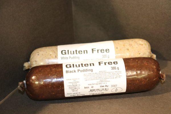 McCarthy's Gluten Free Black & White Pudding